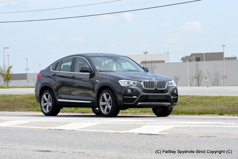 Real Life Photo S X4 30d Xdrive Sophisto Grey