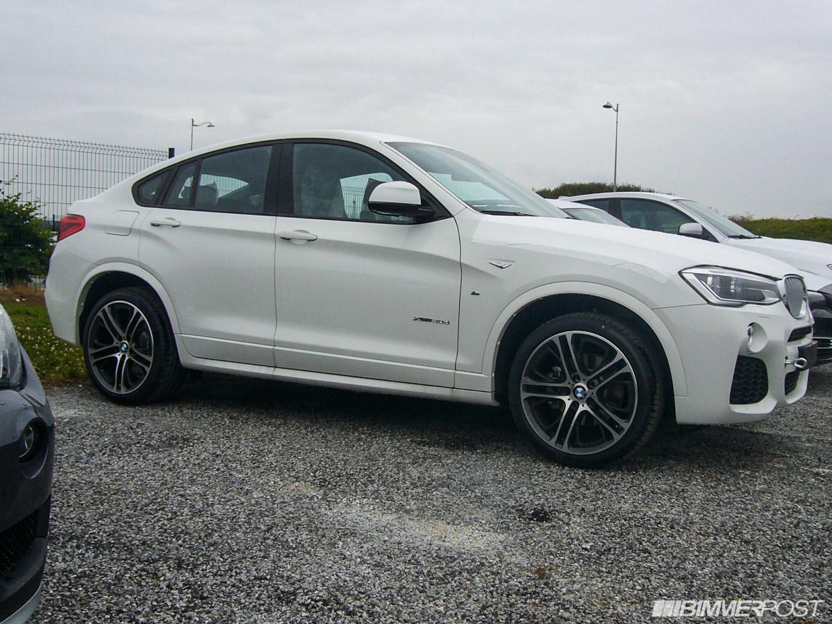 X4 M Sport arrived at my dealer