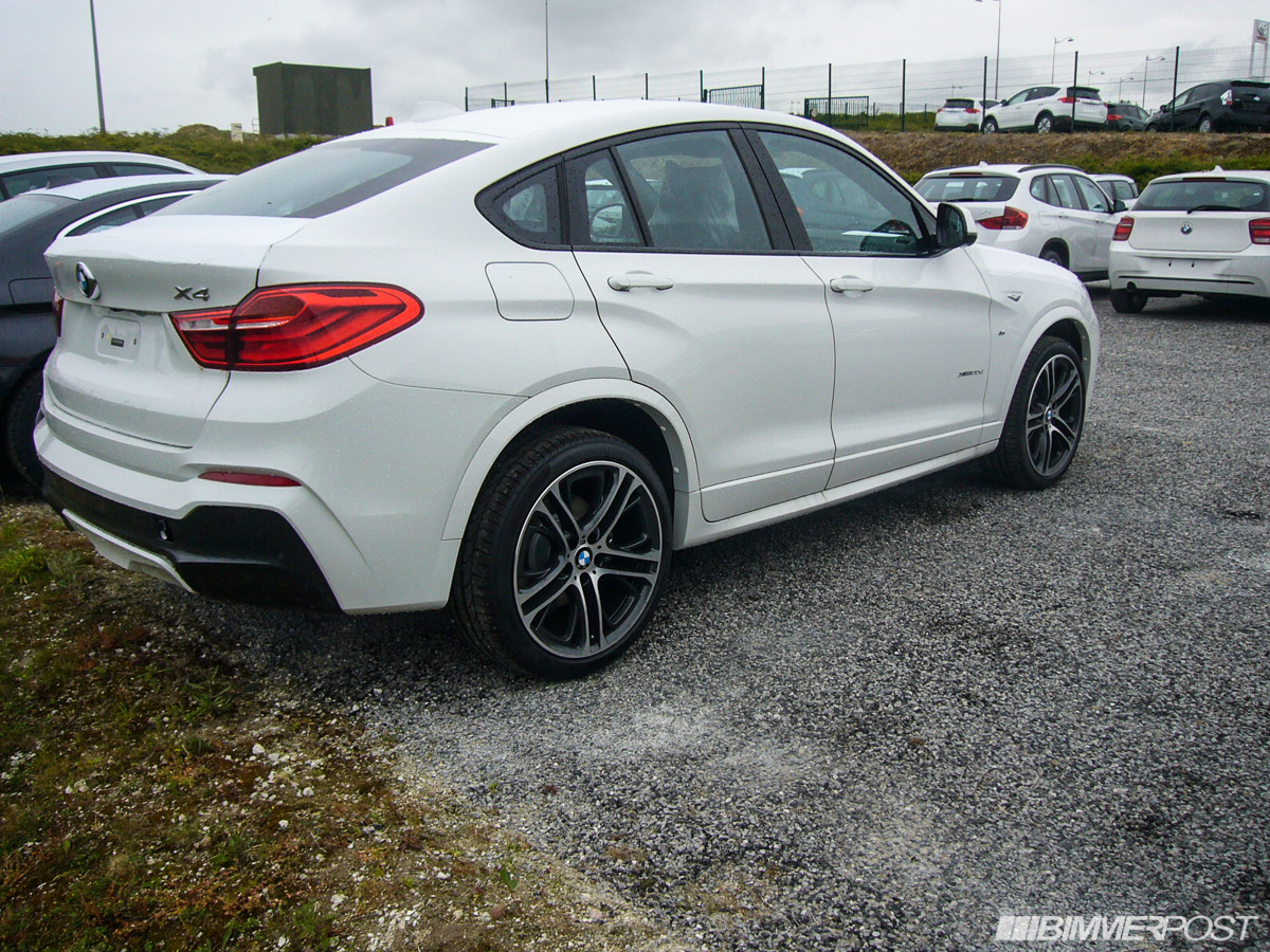 X4 M Sport Arrived At My Dealer
