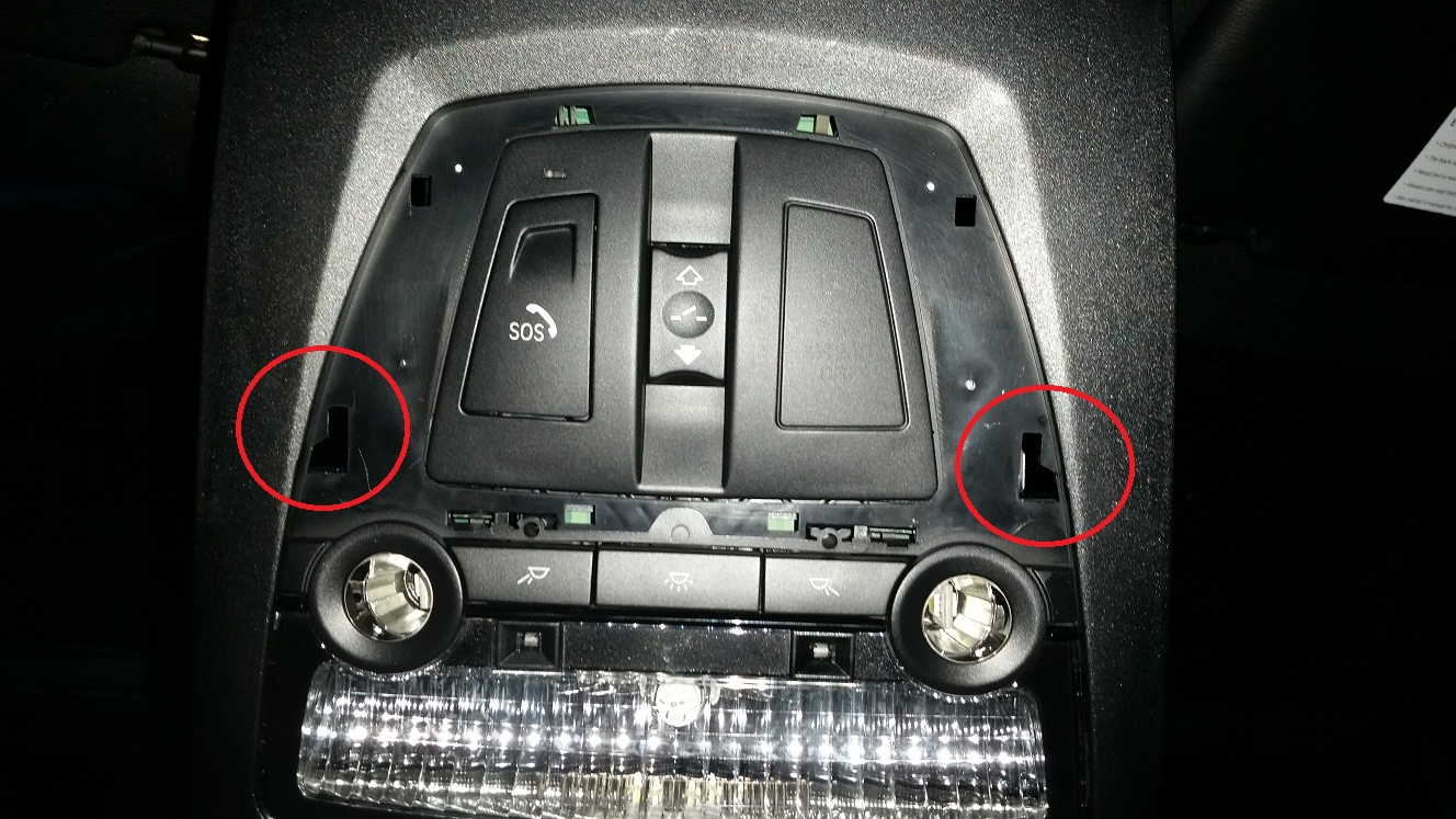 Replacing The Interior Lights 2012 Bmw X3 28i Fuse Index Attached Images