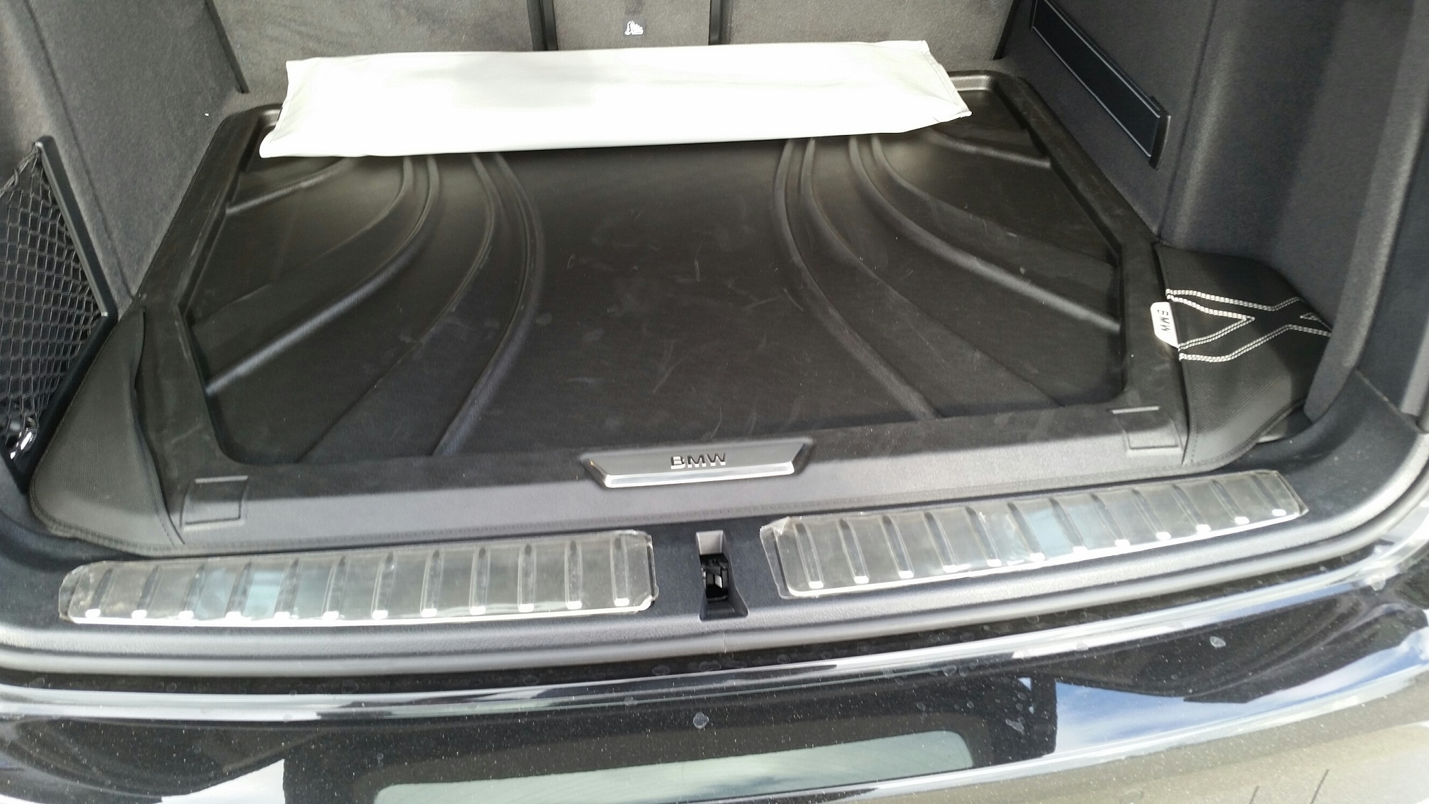 Cargo liner pic attached images