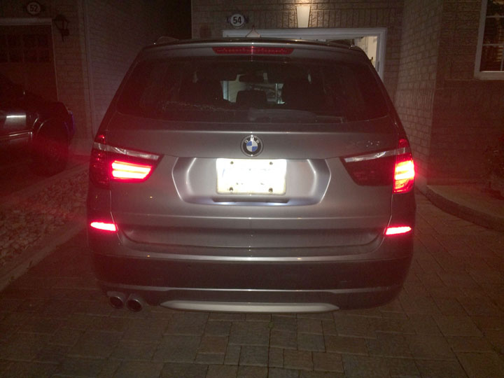 Led tail lights xenon burnt out sciox Choice Image