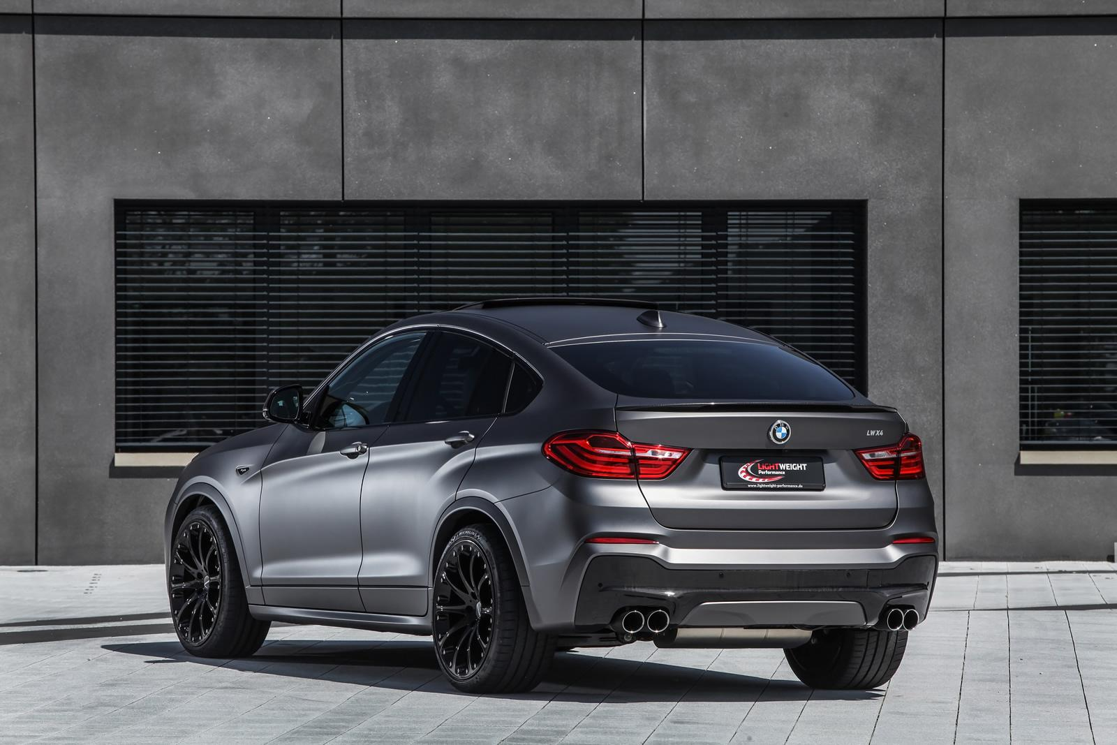Introducing The BMW X4 M40i