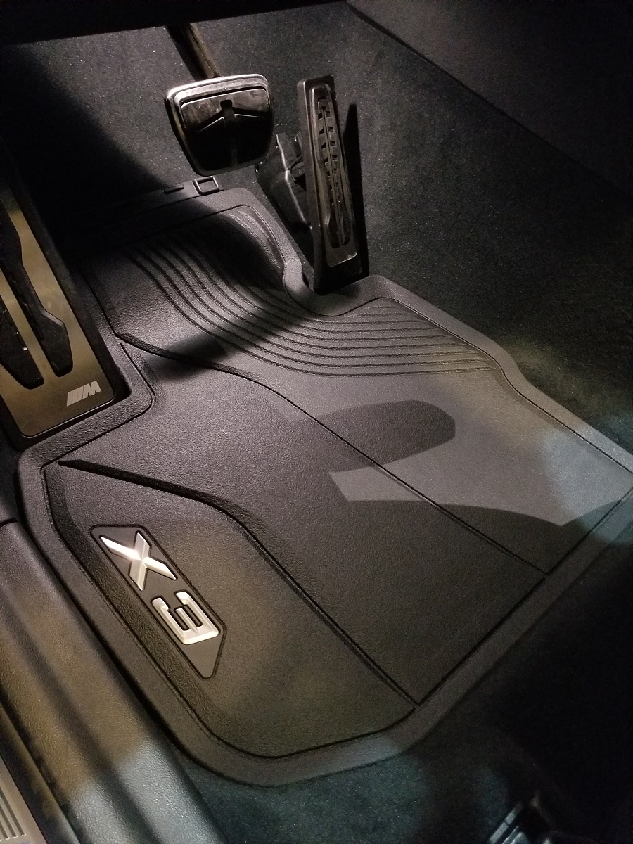 G01 Floor Mats Bmw 5 Series Attached Images