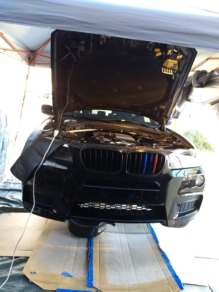 Anyone done a turbo upgrade on their x3 35i? - Page 2