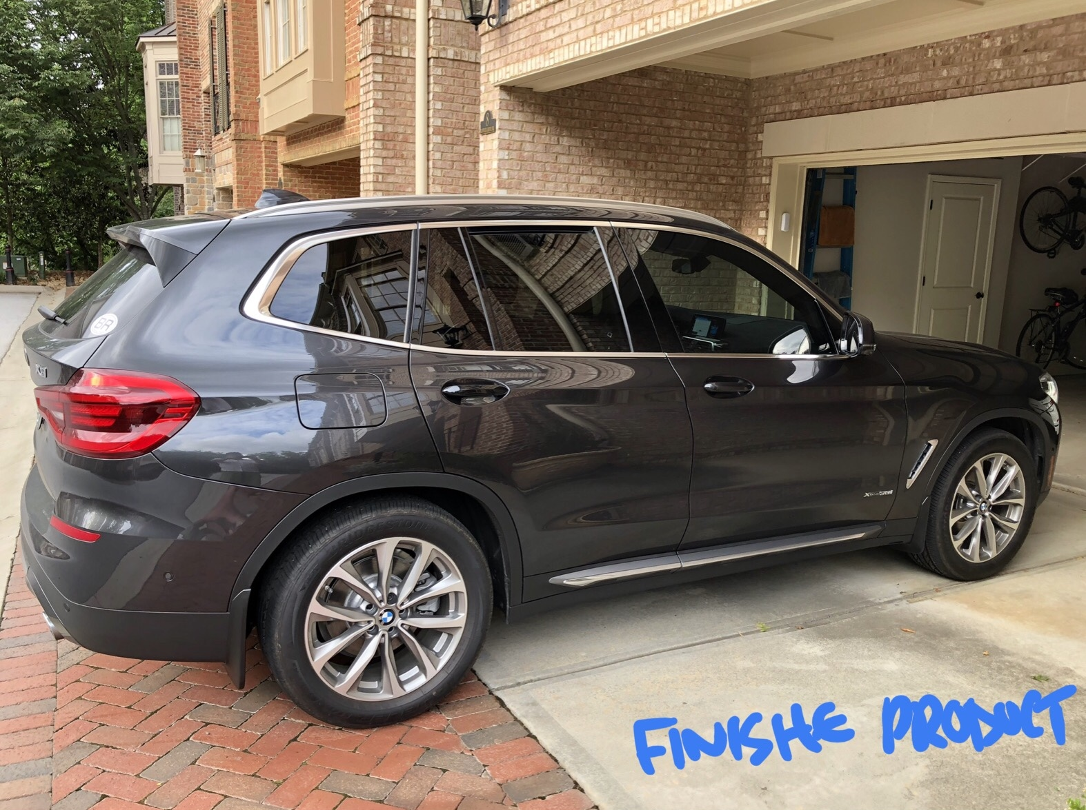 Legal Tint In Ga >> Factory Tint Front Tint Xbimmers Bmw X3 Forum
