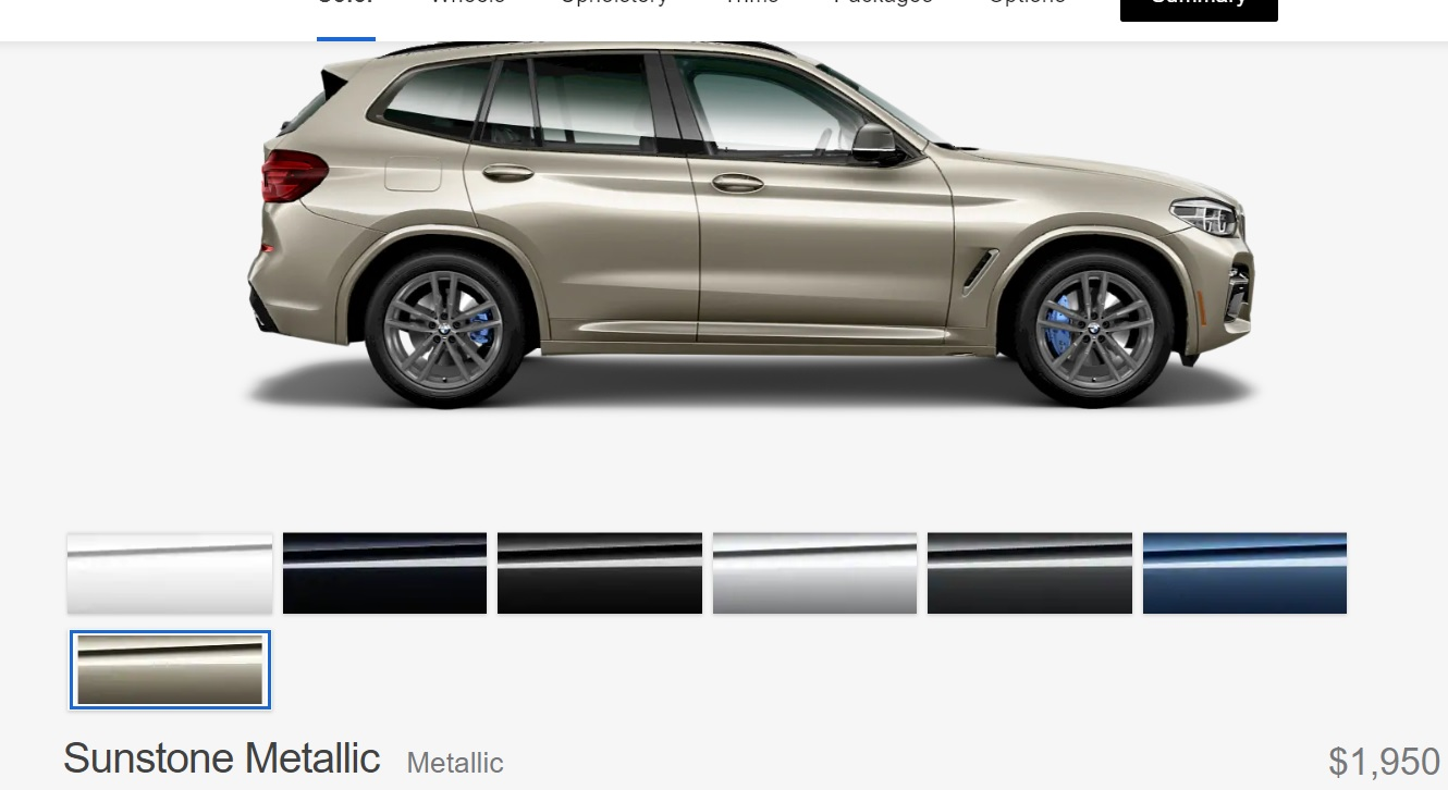 2019 And 2020 Bmw X3 Order And Price Guides What S Your Build Page 37 Xbimmers Bmw X3 Forum