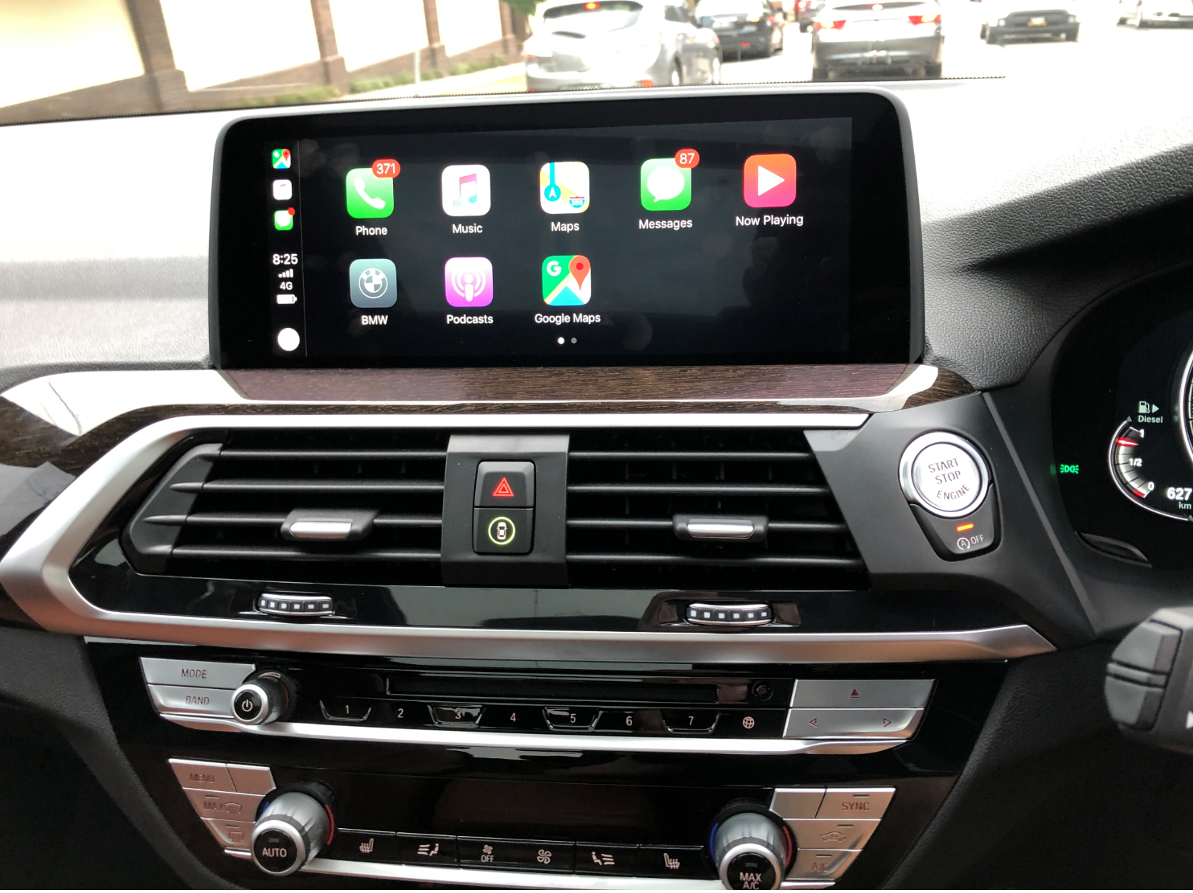 Full Screen CarPlay - XBimmers | BMW X3 Forum