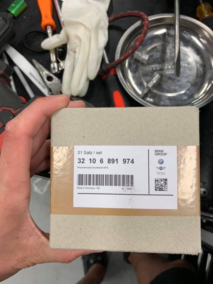 Bmw Steering Rack Kit Réparation Série F 1 2 3 4 Série X1 X3 X4 32106891974