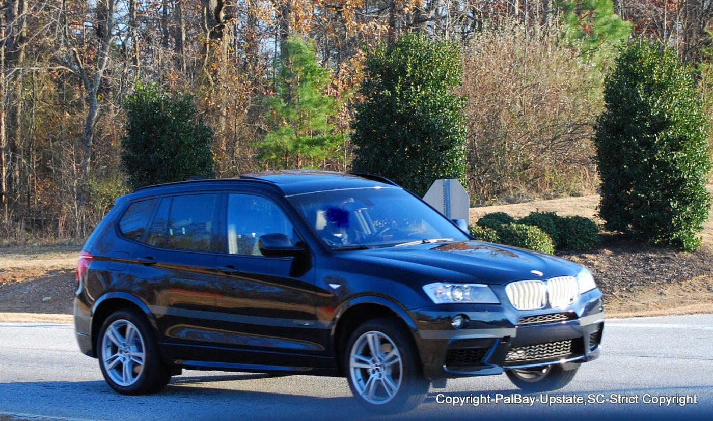 More 2011 X3 M Sport Pkg Carbon Black Metallic Photos