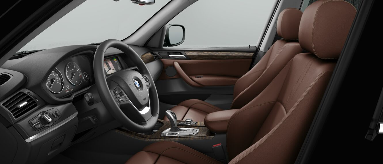 Beige leather changes the entire interior?