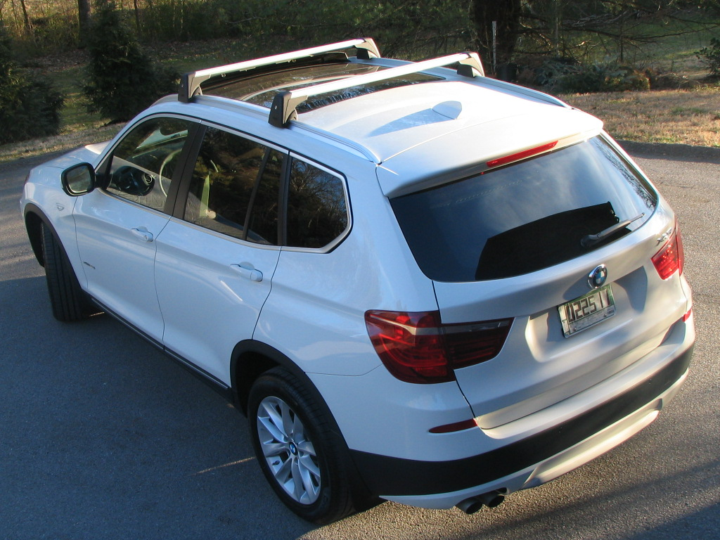 roof rack for bmw x3
