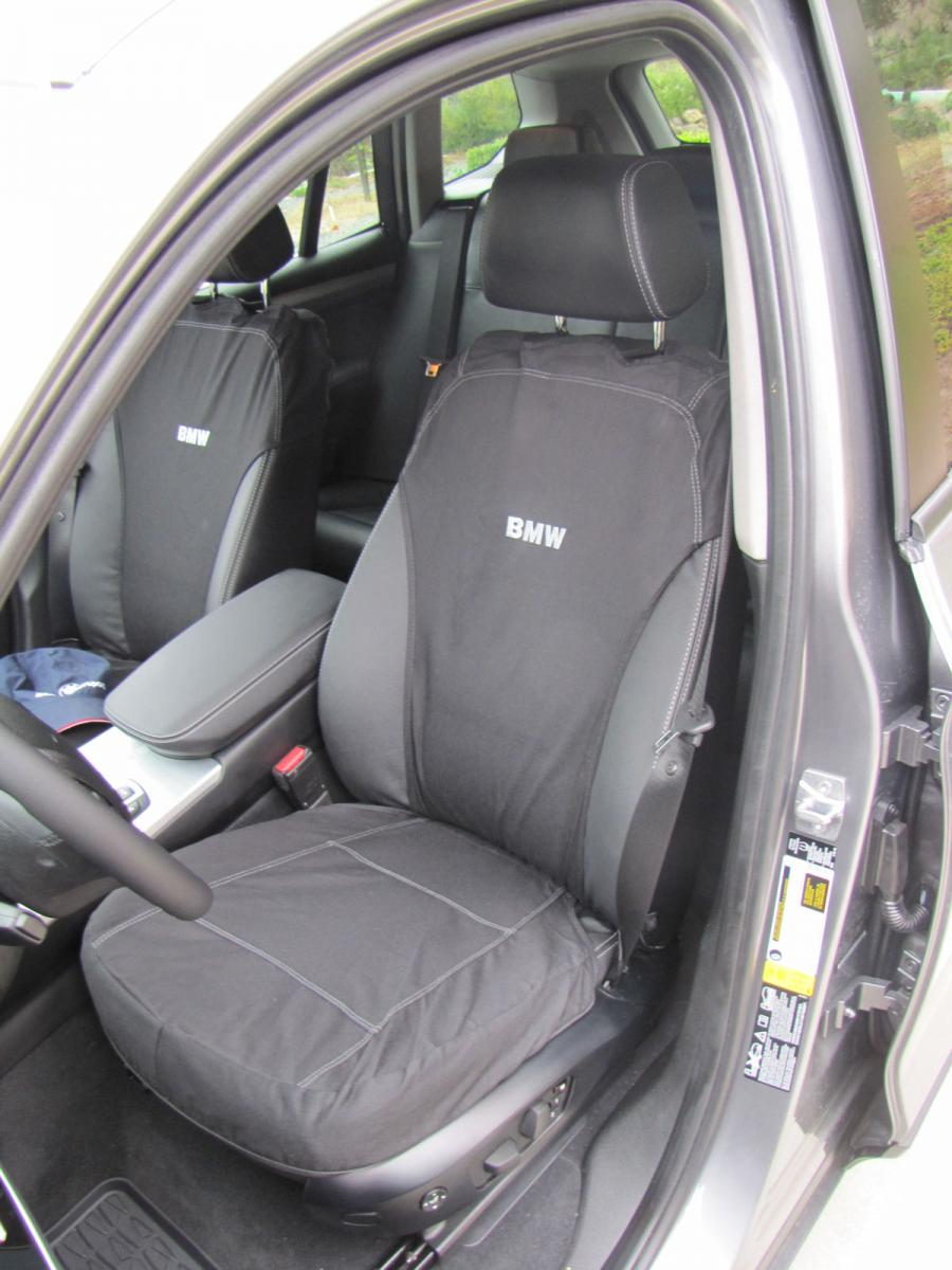 Bmw X3 Seat Covers   Velcromag