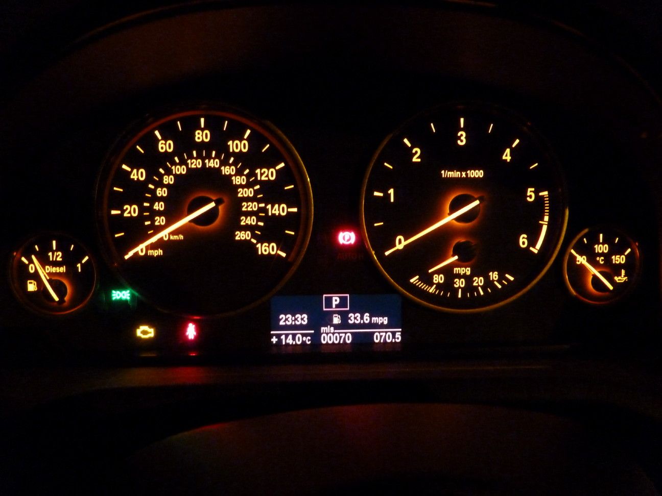 Which Instrument Cluster Do You Get In Australia