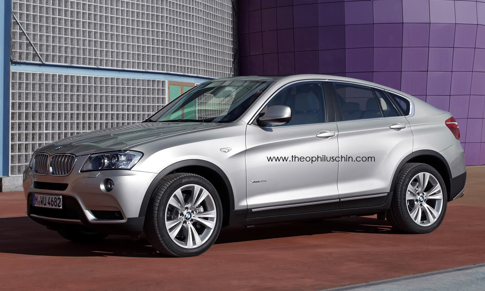 official bmw x4 f26 sav coming to market. Black Bedroom Furniture Sets. Home Design Ideas