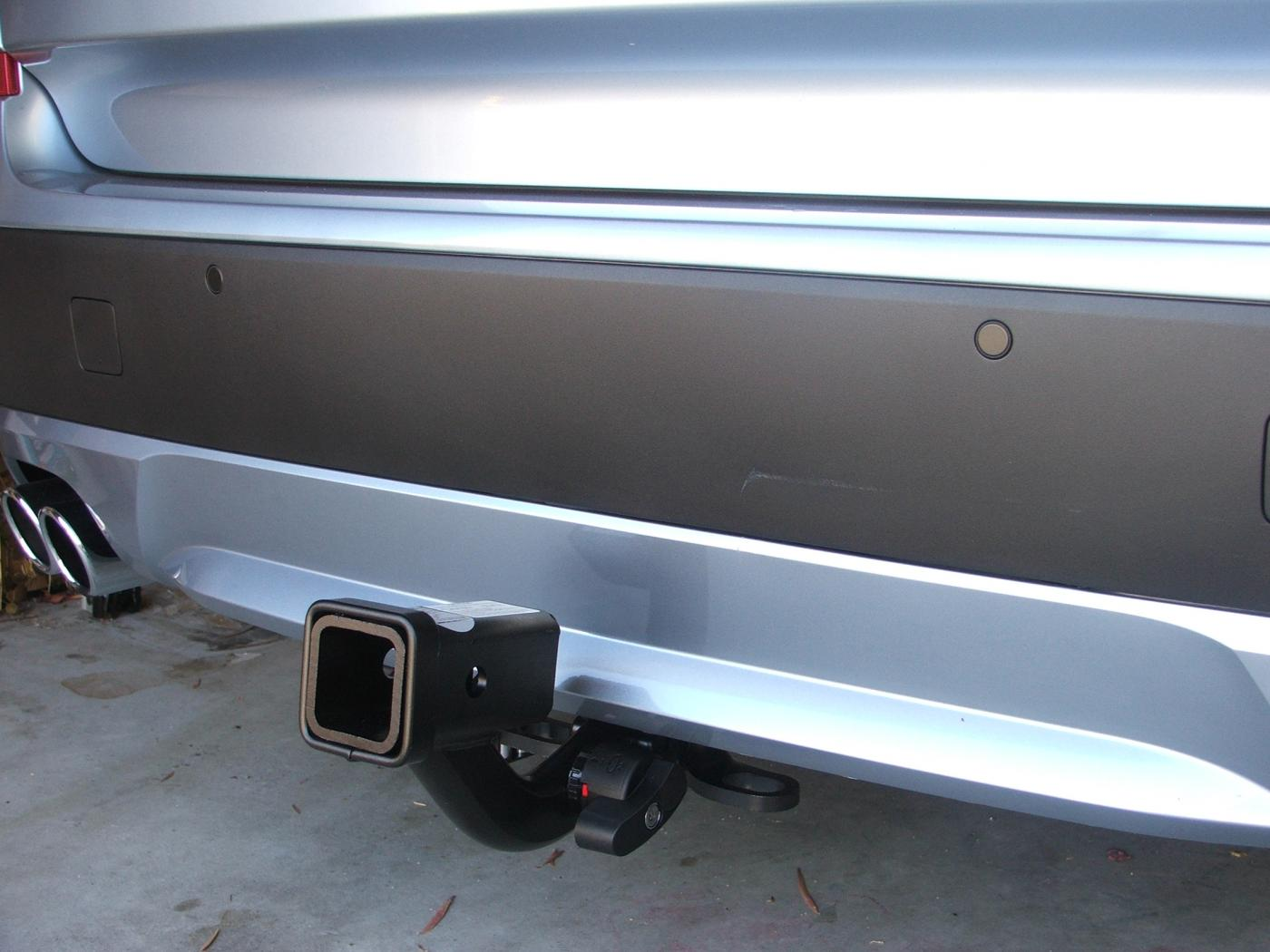 Bmw X5 Towing >> X3 (F25) Trailer Hitch - Page 2