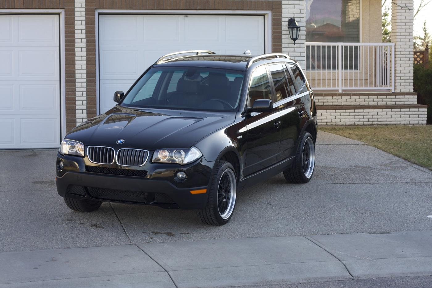 Bmw X3 E83 Wheel Offset