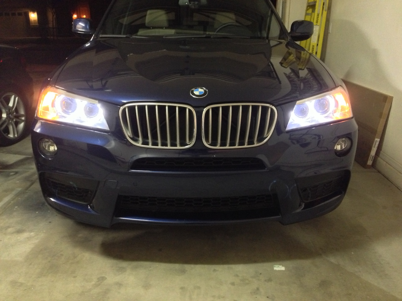 F25 Led Bulb Error Fix Bmw Frm Module Location Attached Images