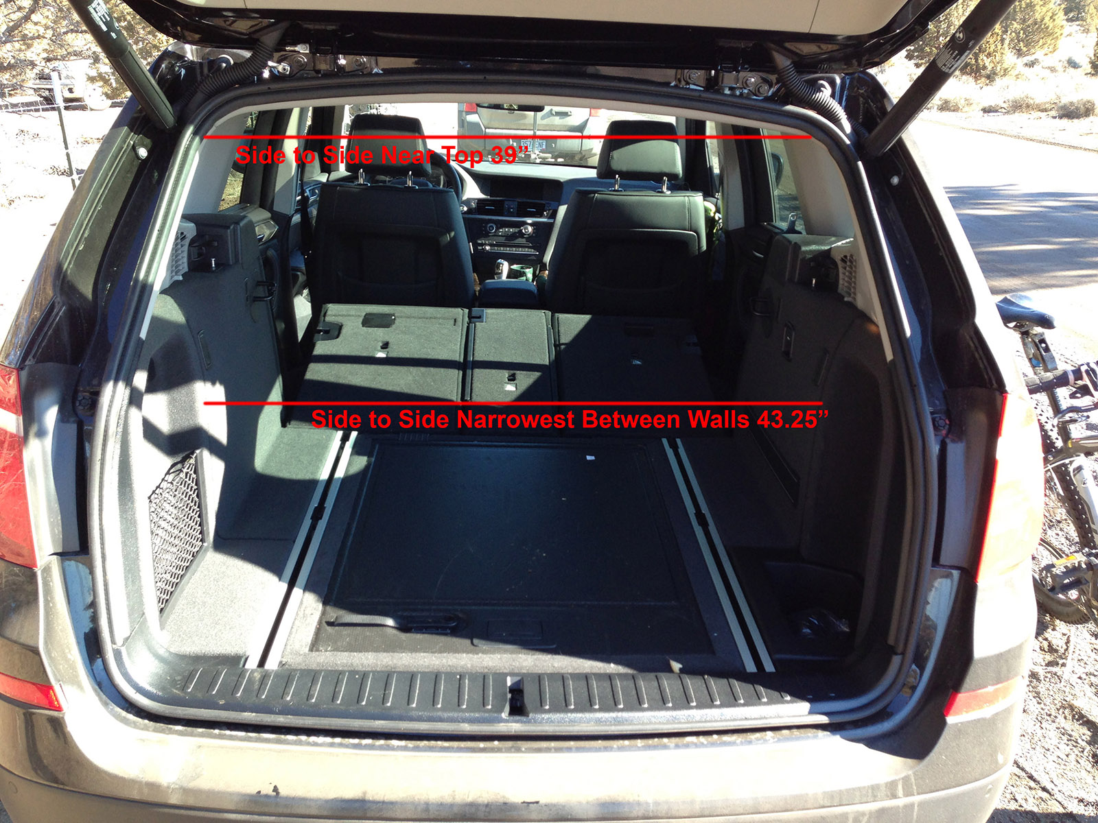 bmw x5 cargo space autos post. Black Bedroom Furniture Sets. Home Design Ideas