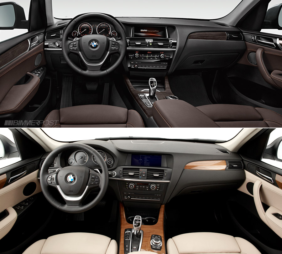Bmw X1 Vs X3 >> Visual Comparison Between X3 LCI Facelift and Pre-Facelift X3