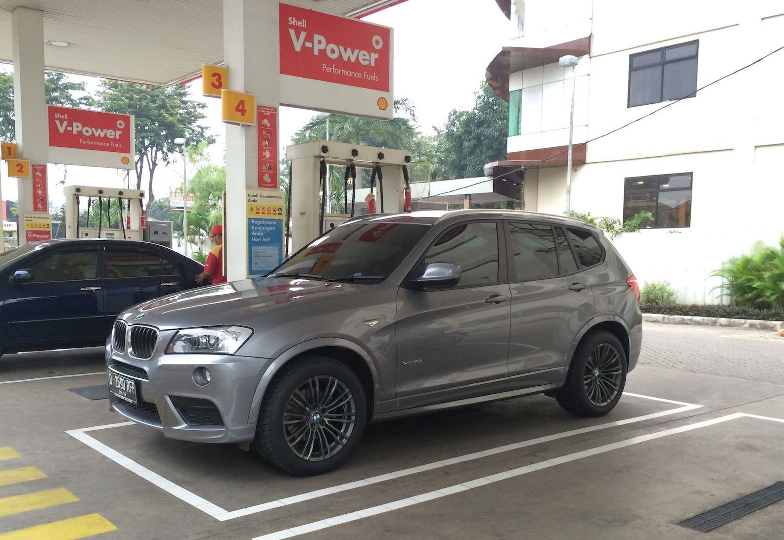M5 Wheels On X3