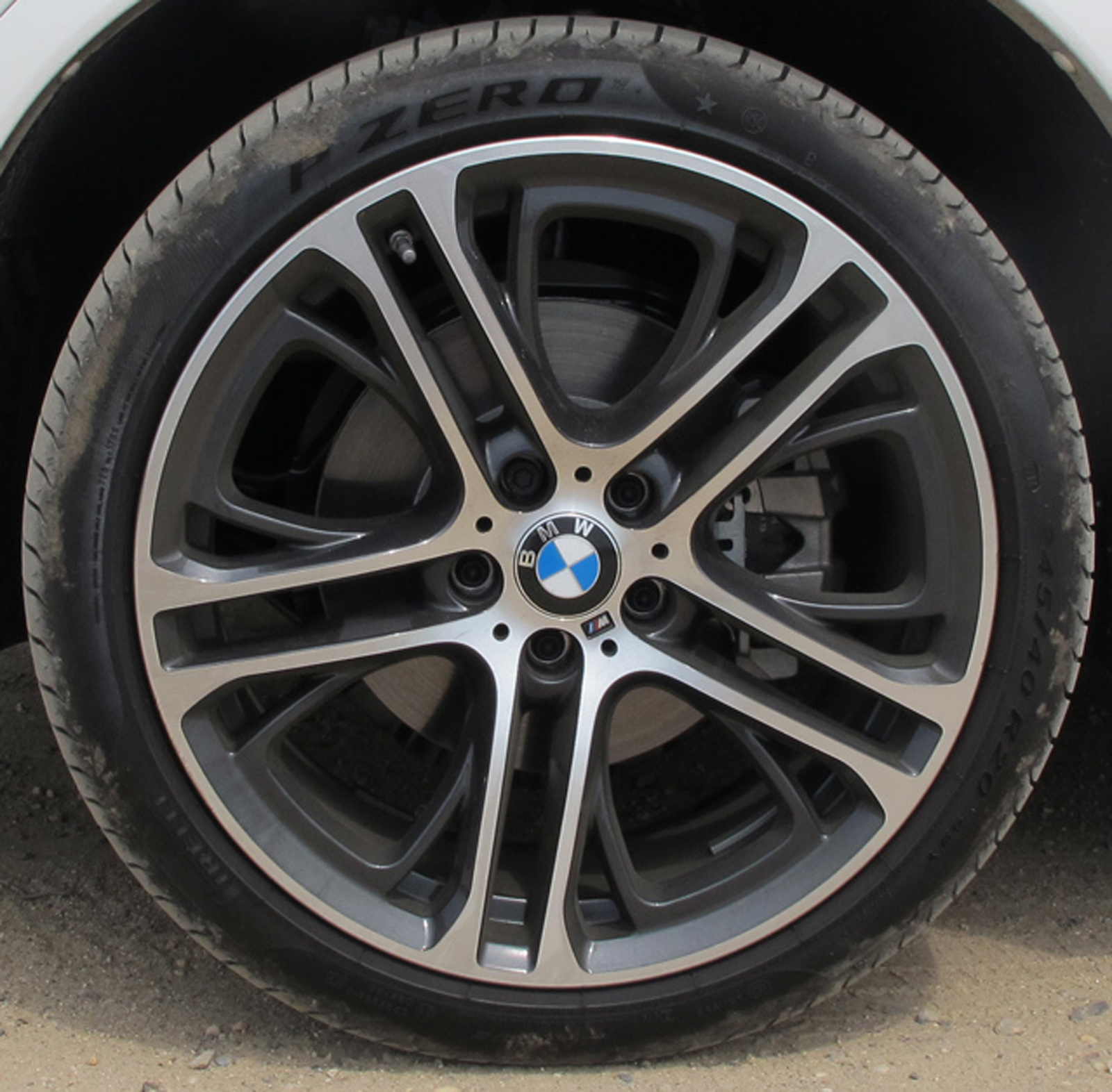 BMW X3 Snow Issues