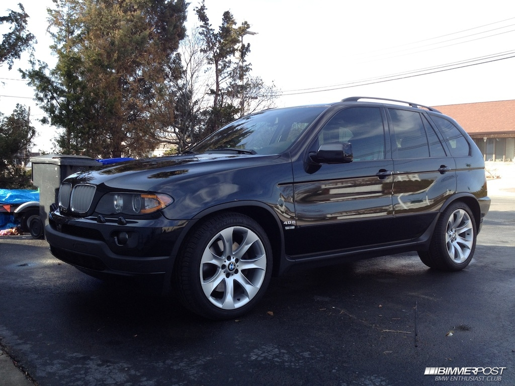 Mike135i S 2006 Bmw X5 4 8is Bimmerpost Garage