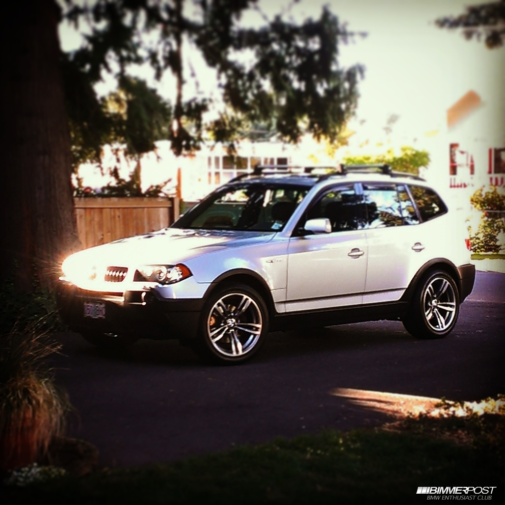 Bmw X3: Dfurseth's 2004 BMW X3