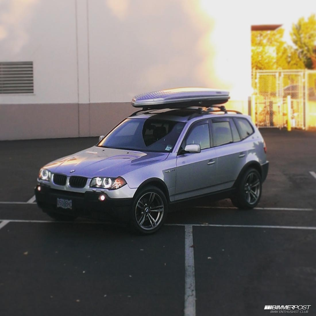 dfurseth 39 s 2004 bmw x3 bimmerpost garage. Black Bedroom Furniture Sets. Home Design Ideas