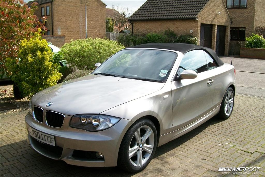 Ihs S 2008 Bmw 1 Series 125i Convertible Bimmerpost Garage
