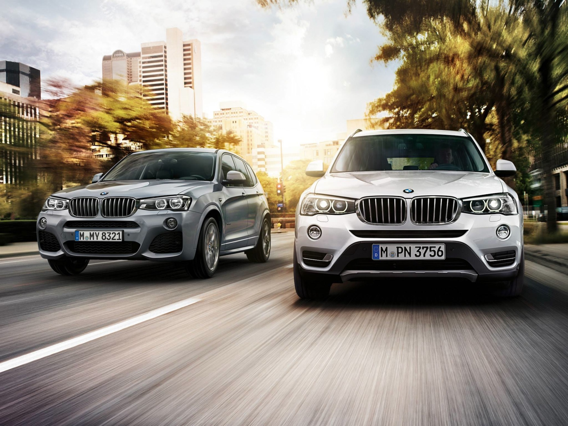 2015 BMW X3 LCI Facelift Refresh