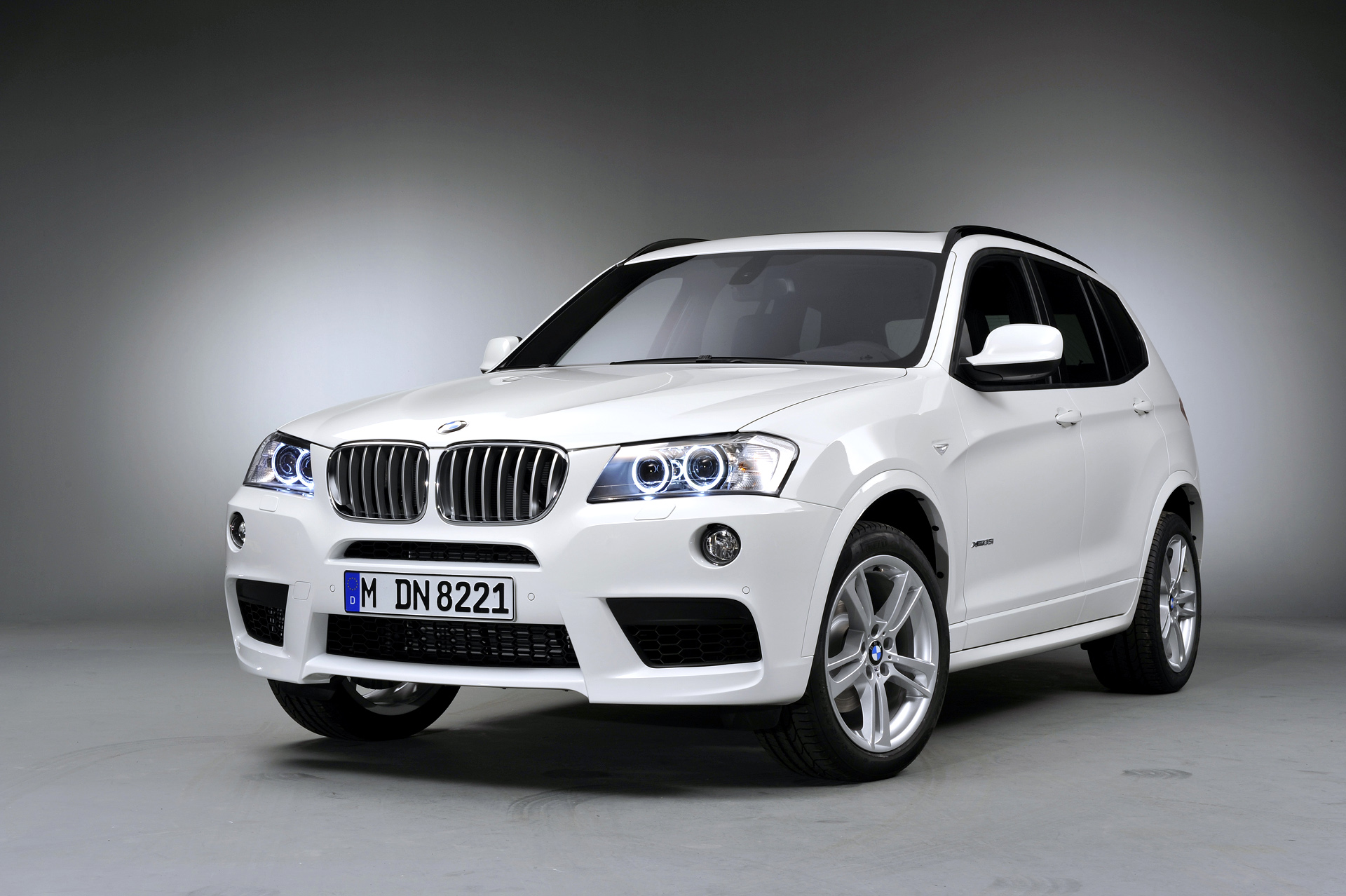 2011 X3 MSport Package Released  Info and Photos