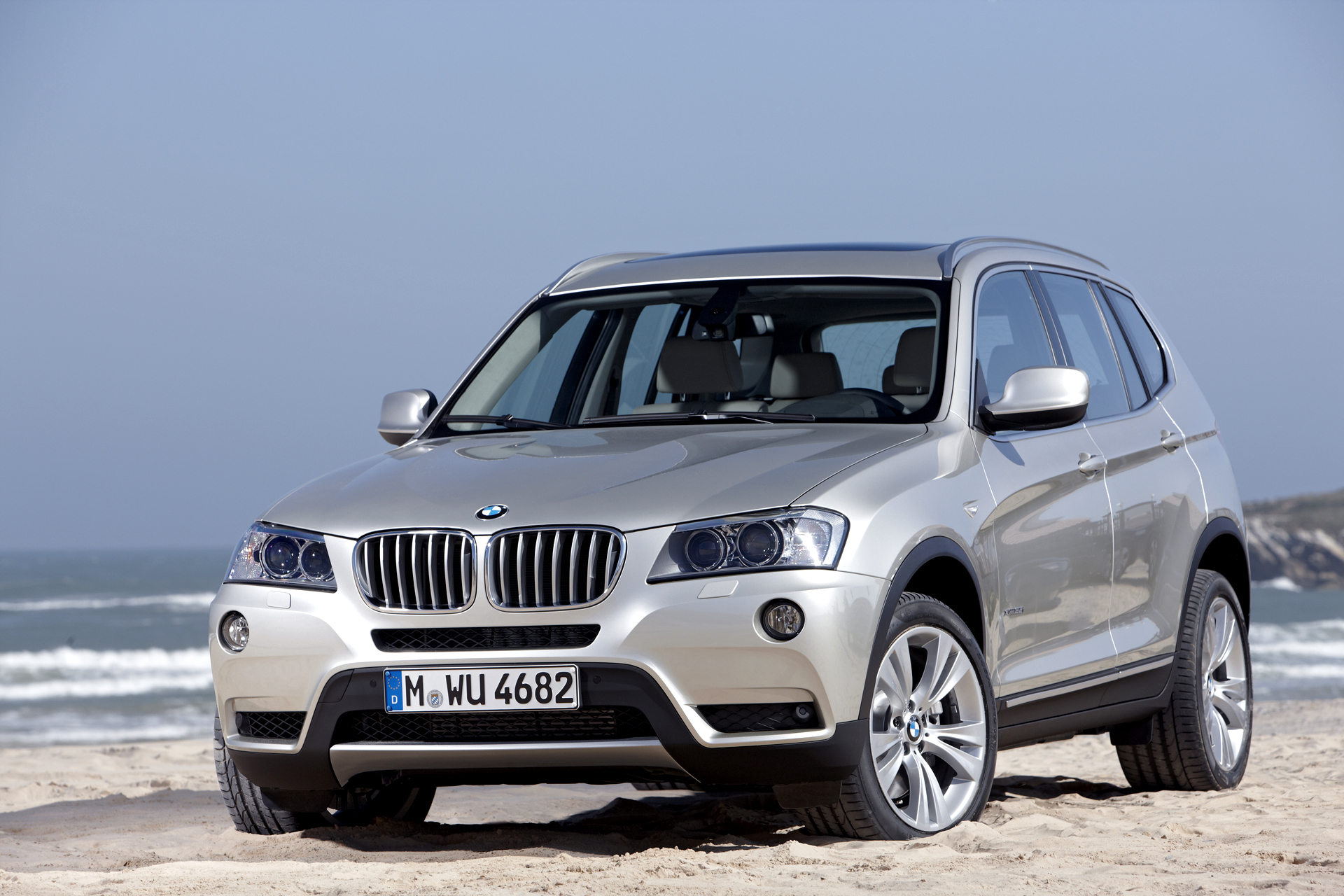 2011 Bmw X3 F25 Official Info Tech Specs Wallpapers