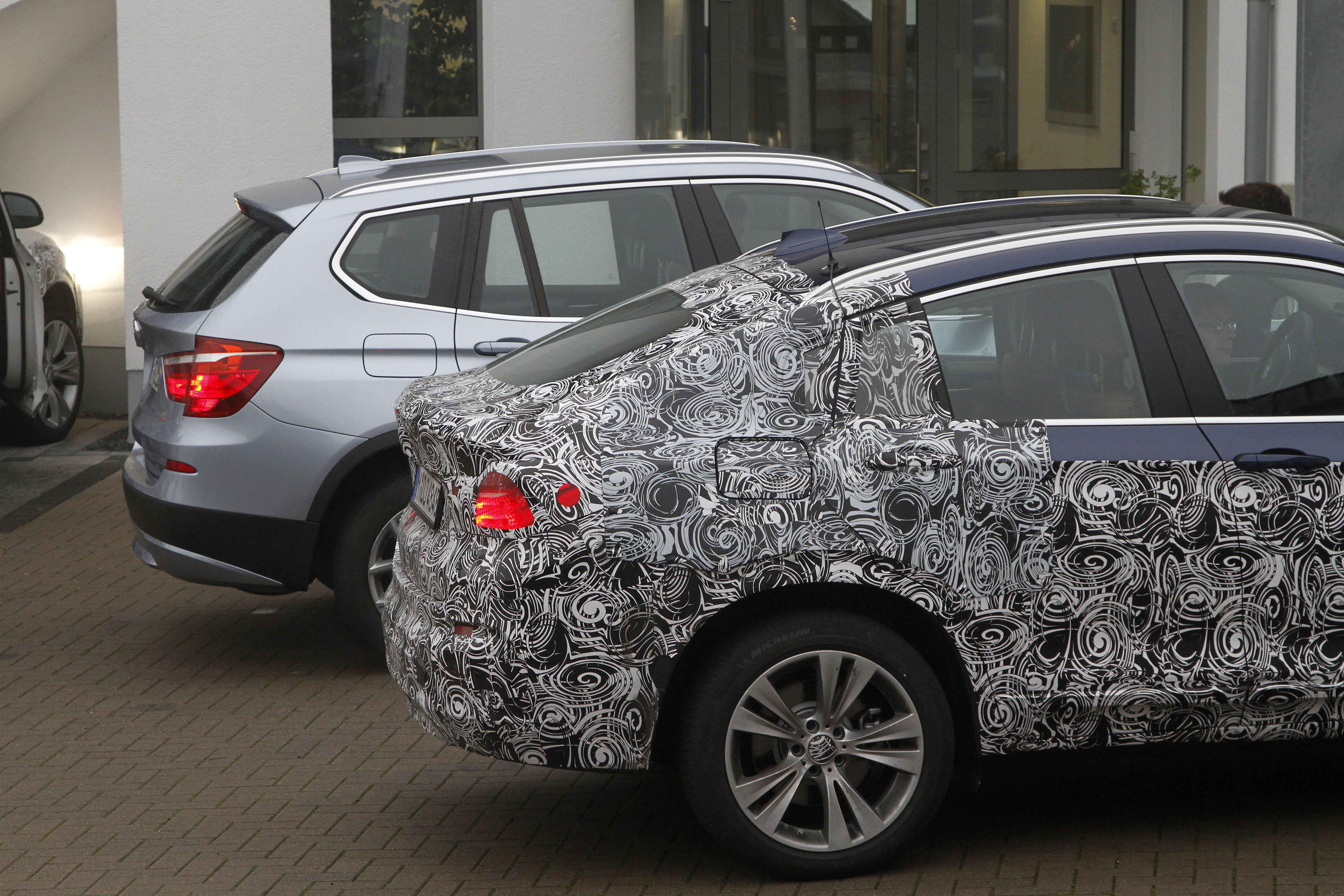 Awkward  BMW X4 Forum